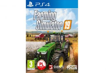 Farming Simulator 19 [Playstation 4]