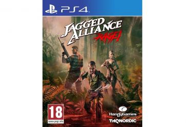 Jagged Alliance: Rage! [Playstation 4]