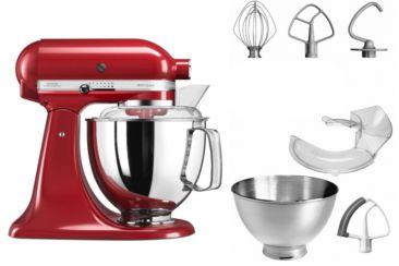 KitchenAid Artisan 5KSM175PS [Czerwony]