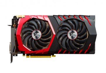 MSI GeForce GTX 1070 Ti Gaming 8G