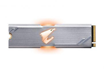 Aorus RGB M.2 NVMe SSD [256 GB]