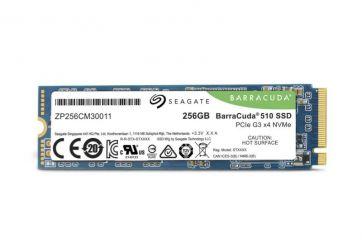 Seagate BarraCuda 510 [256 GB]