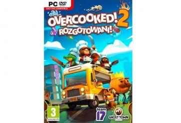 Overcooked 2: Rozgotowani [PC]