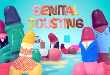 Genital Jousting [PC]