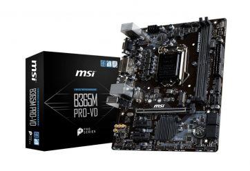 MSI B365M PRO-VD