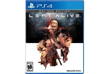 Left Alive [Playstation 4]