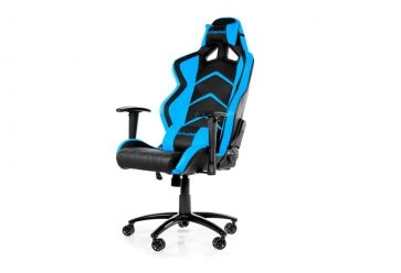 AKRACING Player Gaming Chair czarno-niebieski