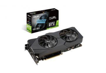 ASUS Dual GeForce RTX 2080 EVO Advanced 8GB