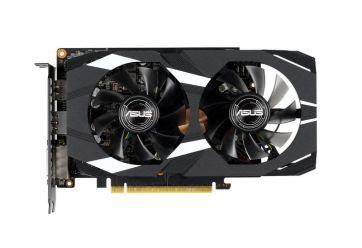 ASUS Dual GeForce GTX 1660 Ti OC 6GB