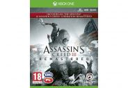 Assassin's Creed III Remastered [Xbox One]