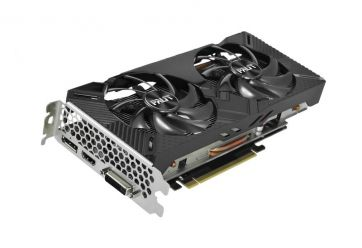Palit GeForce GTX 1660 Dual OC