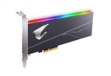 Gigabyte Aorus RGB AIC NVMe SSD [512 GB]