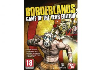 Borderlands: Game of the Year Edition [Xbox One]