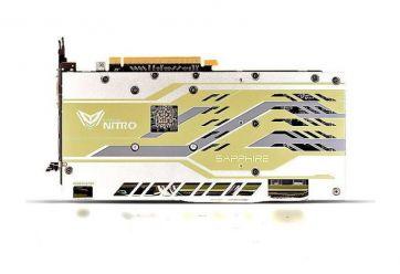 Sapphire Nitro+ Radeon RX 590 8GB AMD 50th Anniversary Edition