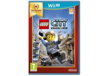 LEGO City: Tajny Agent [Wii U]