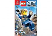 LEGO City: Tajny Agent [Switch]