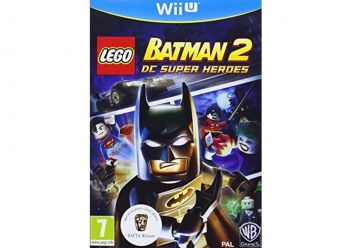 LEGO Batman 2: DC Super Heroes [Wii U]