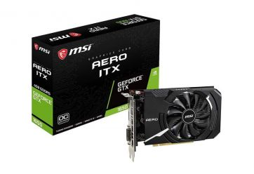 MSI GeForce GTX 1650 Aero ITX 4G OC