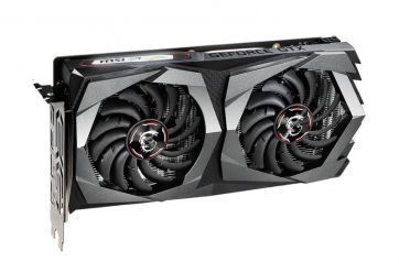 MSI GeForce GTX 1650 Gaming X 4G