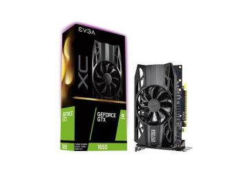 EVGA GeForce GTX 1650 XC