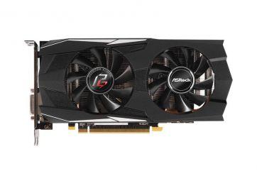 ASRock Phantom Gaming D Radeon RX580 8G OC