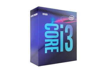 Intel Core i3 9320