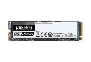 Kingston KC2000 [250 GB]