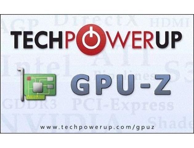 GPU-Z z poprawkami błędów i wsparciem dla nowych GPU