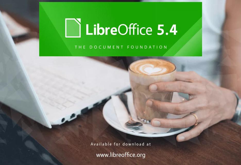 LibreOffice 5.4 do pobrania - darmowy pakiet biurowy