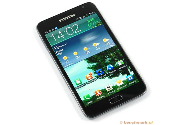 Samsung Galaxy Note N7000 - test, opinie, cena i premiera | zdjęcie 1