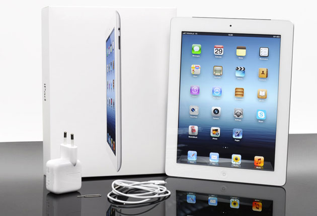 iPad 3 - test, cena i opinie | zdjęcie 2