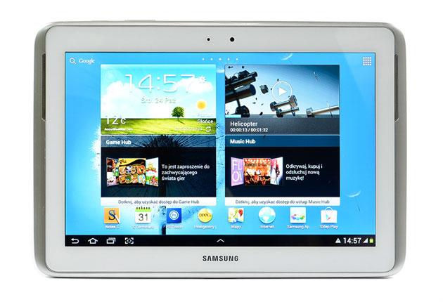 Samsung Galaxy Note 10.1 - test, cena, opinie | zdjęcie 2