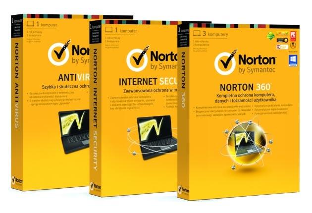 Symantec Norton 360 2013 - pełne bezpieczeństwo komputera | zdjęcie 1
