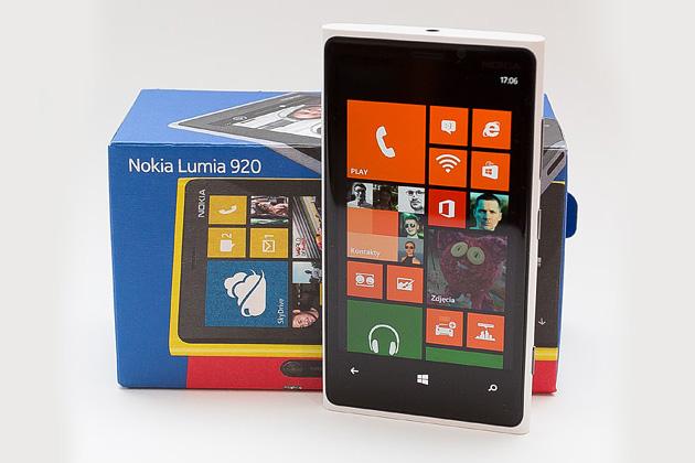 Nokia Lumia 920 | zdjęcie 4