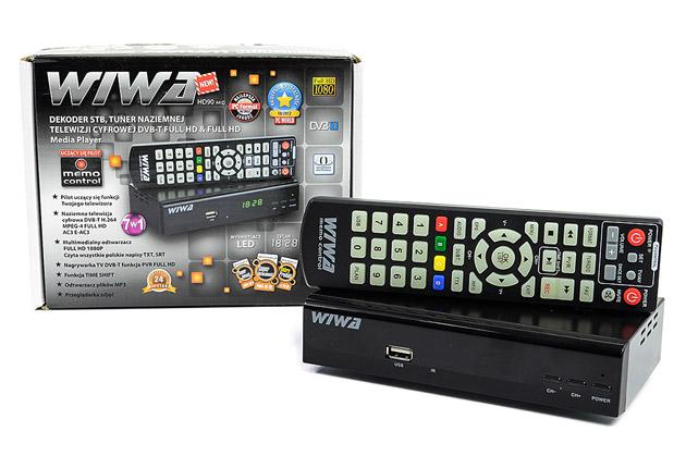 Wiwa HD90 Memo i HD95 Memo – test, opinie, cena | zdjęcie 1