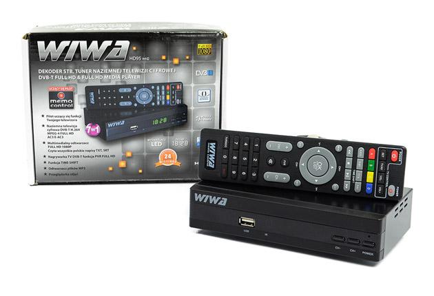Wiwa HD90 Memo i HD95 Memo – test, opinie, cena | zdjęcie 2