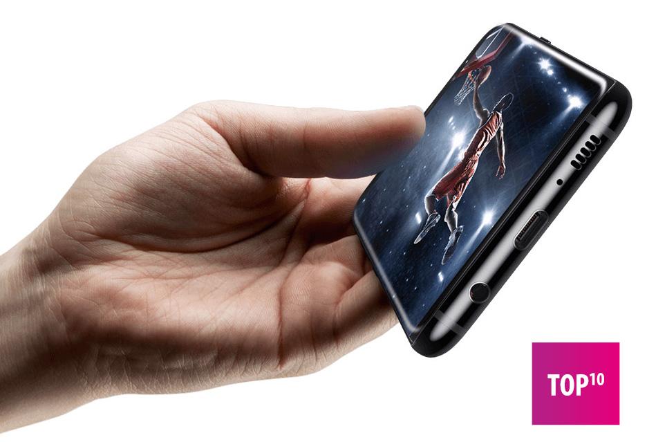 Najlepsze smartfony - TOP 10 | zdjęcie 1
