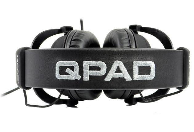 QPAD QH-90 Black - do gier, muzyki i smartfona | zdjęcie 2
