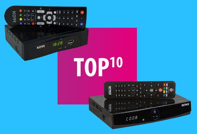 Polecane tunery DVB-T. TOP-10 maj 2014 | zdjęcie 1