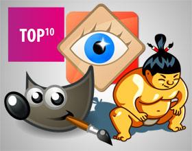 10 najlepszych darmowych programów do obróbki zdjęć