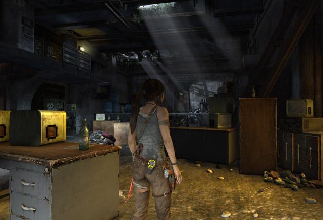 Tomb Raider – optymalne karty graficzne | zdjęcie 8