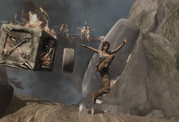 Tomb Raider – optymalne karty graficzne | zdjęcie 2