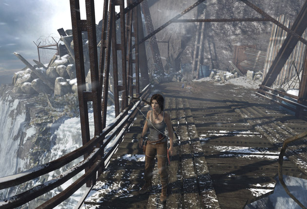 Tomb Raider – optymalne karty graficzne | zdjęcie 9