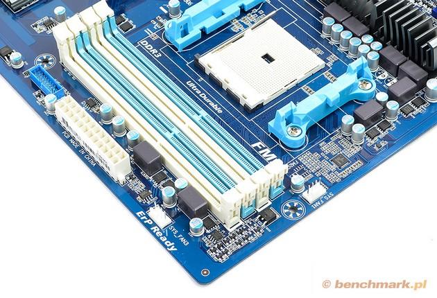 Gigabyte GA-F2A75-D3H - płyta dla AMD Trinity | zdjęcie 4