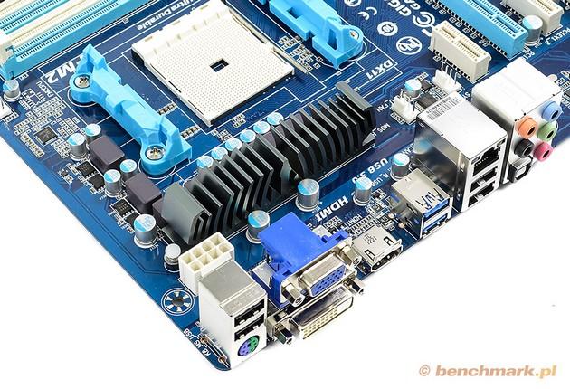 Gigabyte GA-F2A75-D3H - płyta dla AMD Trinity | zdjęcie 3