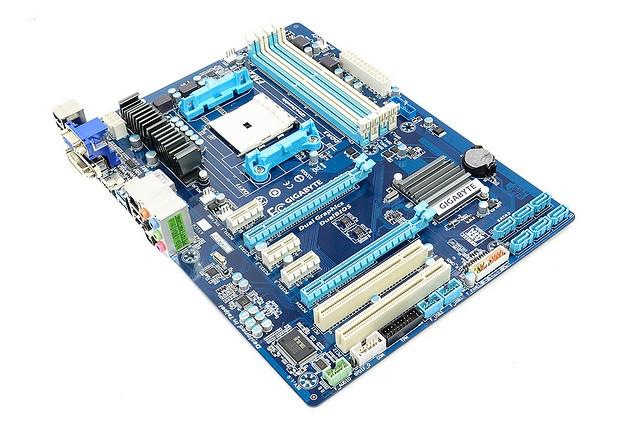 Gigabyte GA-F2A75-D3H - płyta dla AMD Trinity | zdjęcie 2