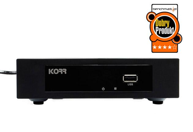 KORR HD158 – test, opinie, cena | zdjęcie 1