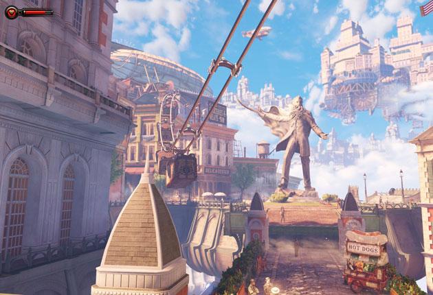 Bioshock: Infinite – Optymalne karty graficzne | zdjęcie 4