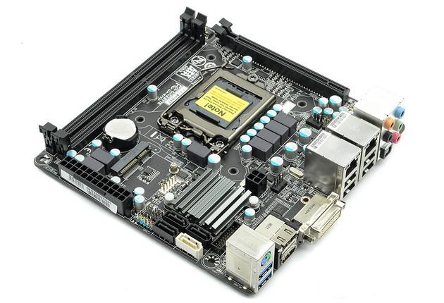 Gigabyte GA-B75N - niedrogie maleństwo dla procesorów Sandy i Ivy Bridge | zdjęcie 4
