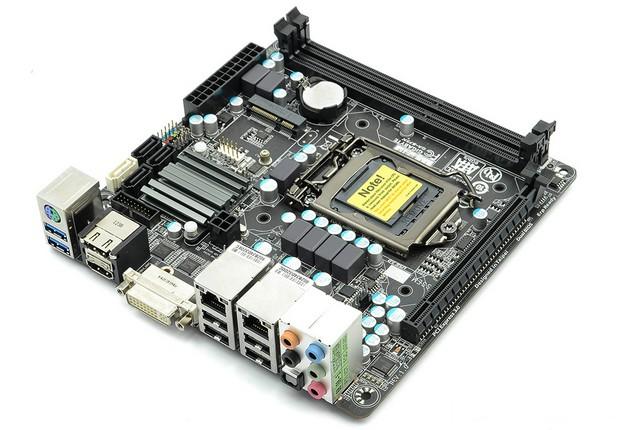 Gigabyte GA-B75N - niedrogie maleństwo dla procesorów Sandy i Ivy Bridge | zdjęcie 1